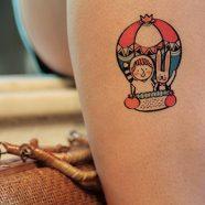 Tatuagens Temporárias estão em alta