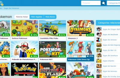 Poki, o Site de Jogos Online com Pokémon!