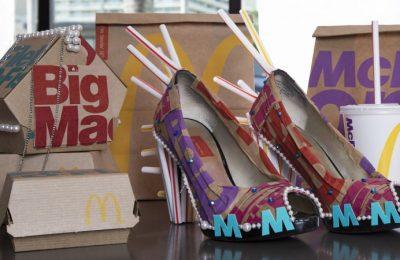 McDonald's lança novas embalagens e coleção de costura