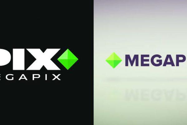 Megapix redesign marca
