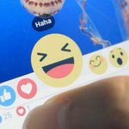 """""""Reactions"""": Facebook libera 5 reações ao botão de curtir"""
