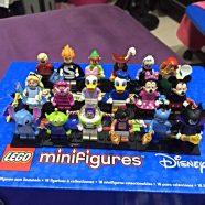 LEGO anuncia coleção com miniaturas de personagens da Disney