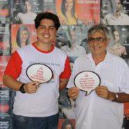 Marcus Pessoa e Dr. Nelson Fraiji