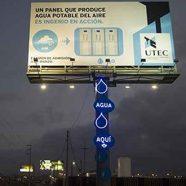 Invenções obtêm água a partir da umidade do ar