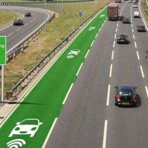 Reino Unido testa ruas que recarregam seu carro elétrico enquanto você dirige / Foto : Divulgação