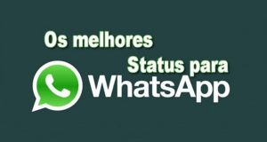 Aa melhores frases curtas para status do Whatsapp