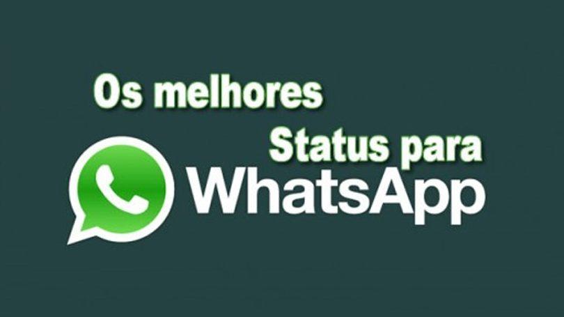 Aa melhores frases curtas para status do Whatsapp