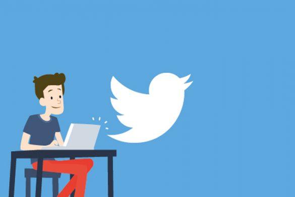 Como aumentar os seguidores no Twitter