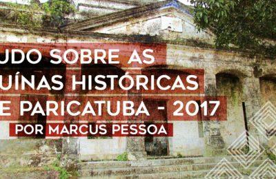 Resgate histórico em vídeos e fotos da edificação que virou as Ruínas de Paricatuba em Iranduba