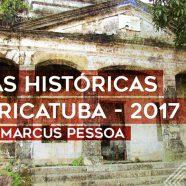 Ruínas Históricas de Paricatuba, no Iranduba em 2017