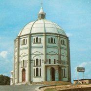 Santuário de Nossa Senhora de Fátima em Manaus em 1960 / Foto : Reprodução do Blog do coronel Roberto