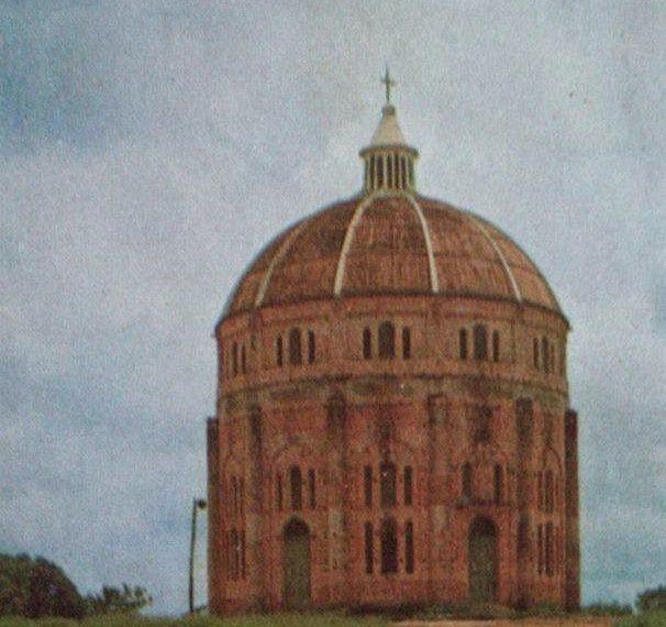 Santuário de Nossa Senhora de Fátima em Manaus em 1959 / Autor Desconhecido