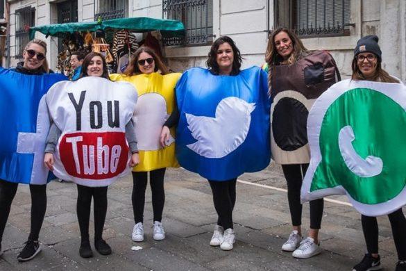 A nova cara das redes sociais / Divulgação