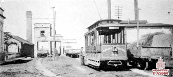 The Manos Tramways - Os Bondes de Manaus