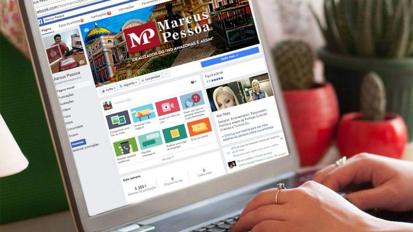 Como alterar o nome de uma fanpage do Facebook com muitos fãs