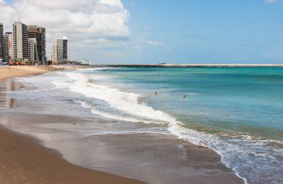 Praia de Iracema-Foto by Joao Carlos Medau