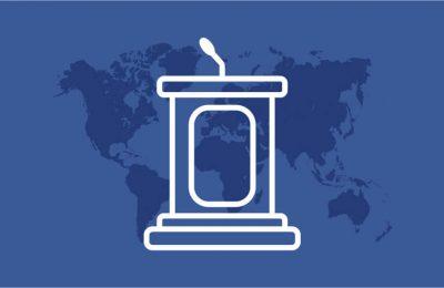 Campanha Eleitoral na Internet : Facebook vai avisar no Brasil quando seus anúncios são propaganda eleitoral