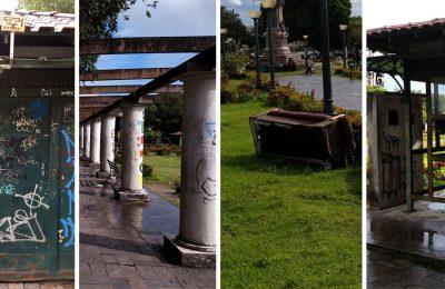 """Praça da Saudade cada vez mais com aspecto de """"Praça da Morte"""""""