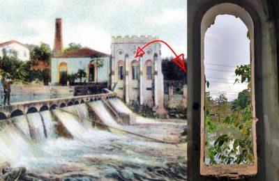 Estive dentro das Ruínas da Represa e Estação de Bombeamento de Águas da Cachoeira Grande e me assustei
