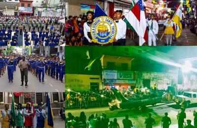 A cidade de Tefé é poética : O civismo patriótico me encanta