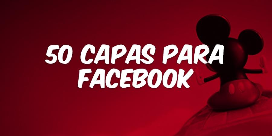 50 Capas para Facebook