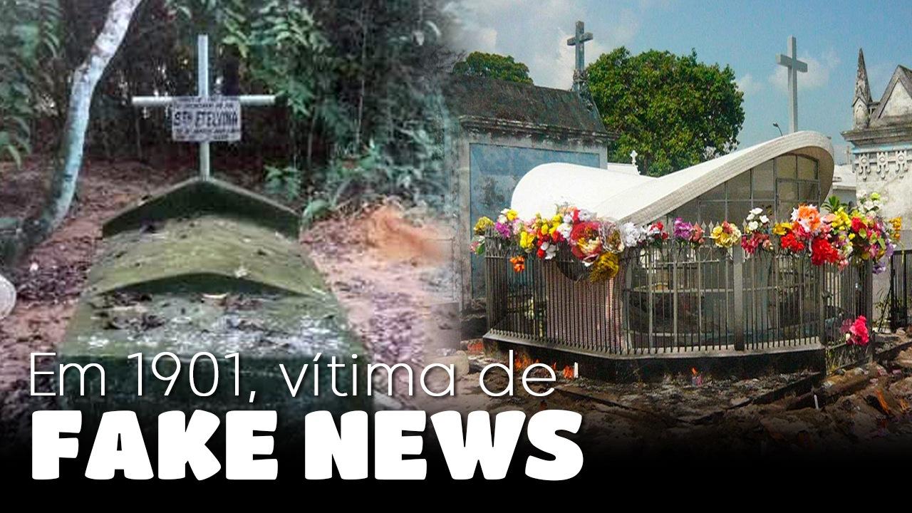 Santa Etelvina, a santa morta por fake news em 1901