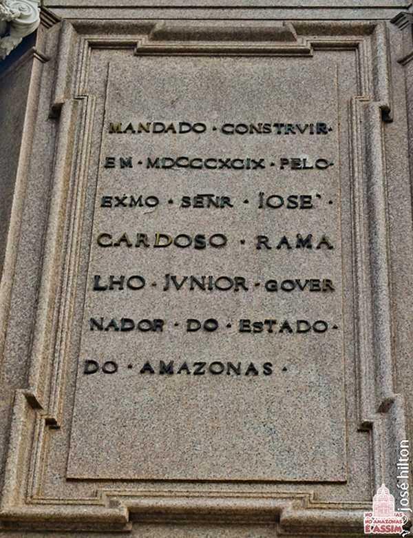 Informações da Inauguração / Foto : José Hilton Pereira da Silva