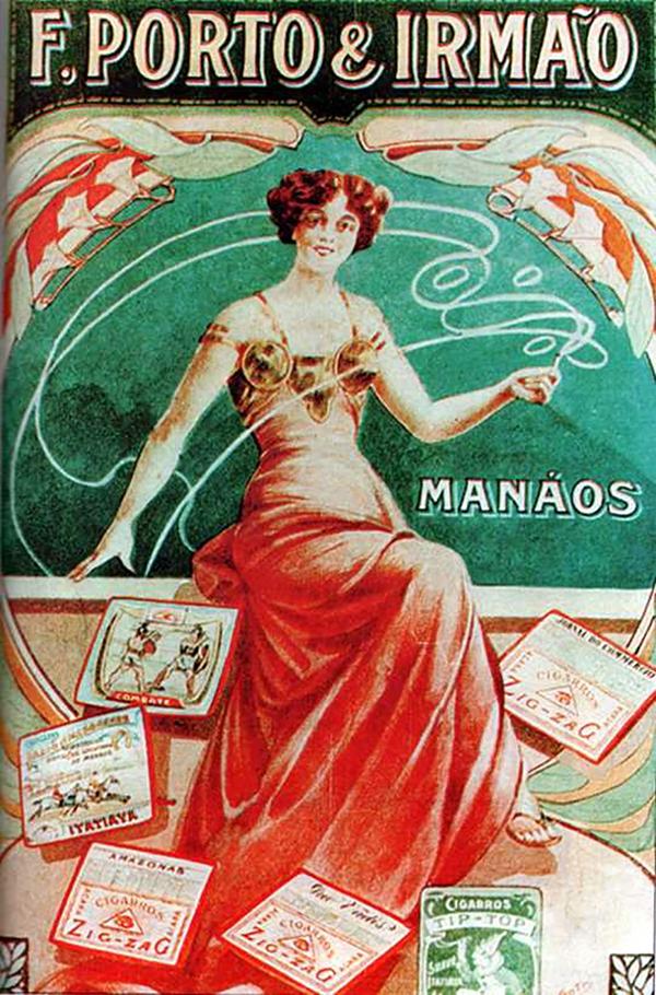 Casa Itatiayam / Foto : Reprodução A ilusão do fausto – Manaus 1890-1910
