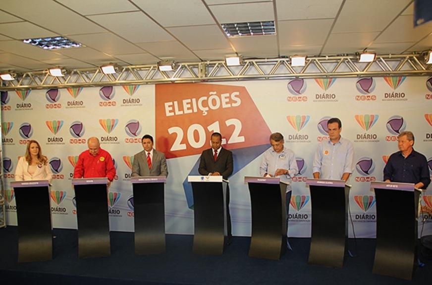 TV Diário Eleicões 2012 / Foto : Divulgação