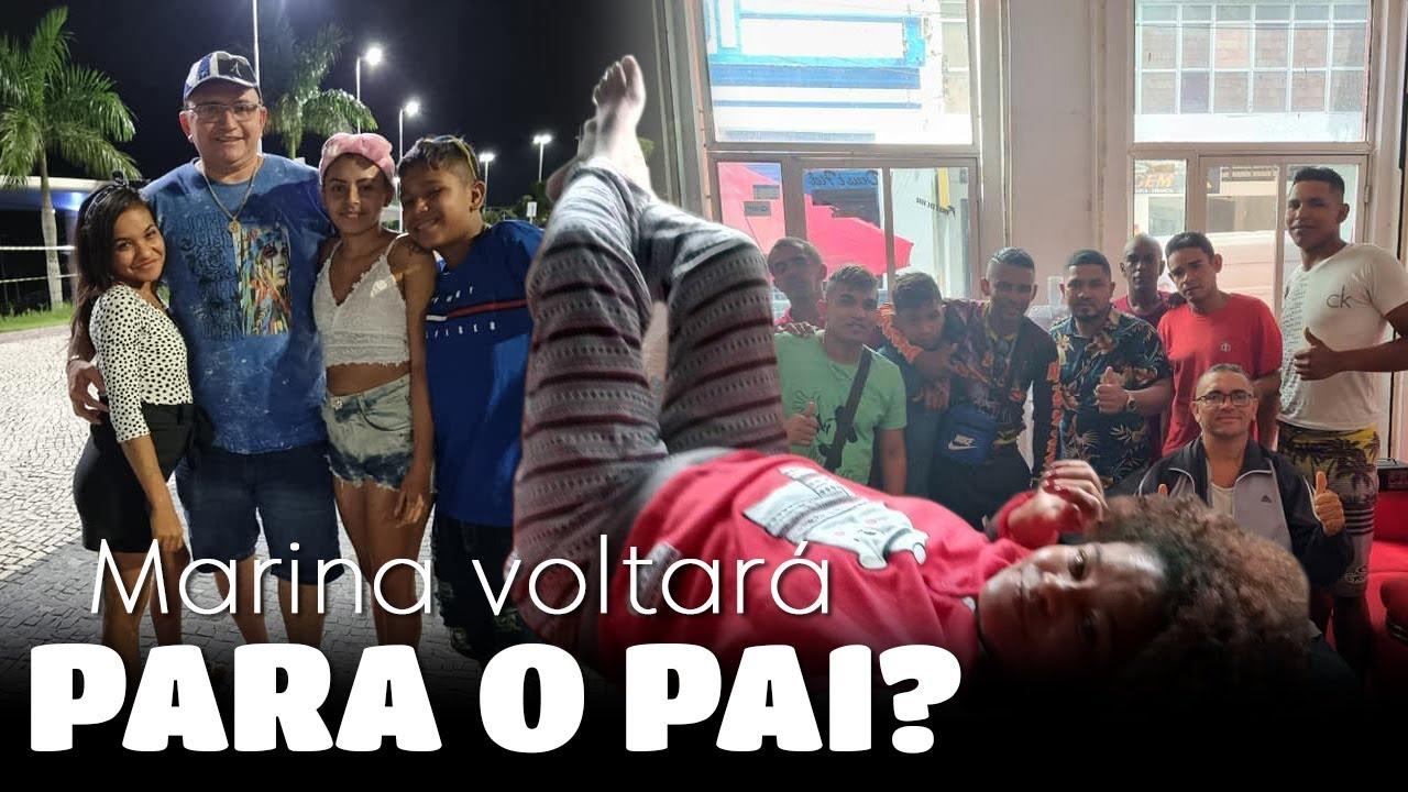 Marina Silva Manaus vai voltar pro projeto Pai Resgatando Vidas?