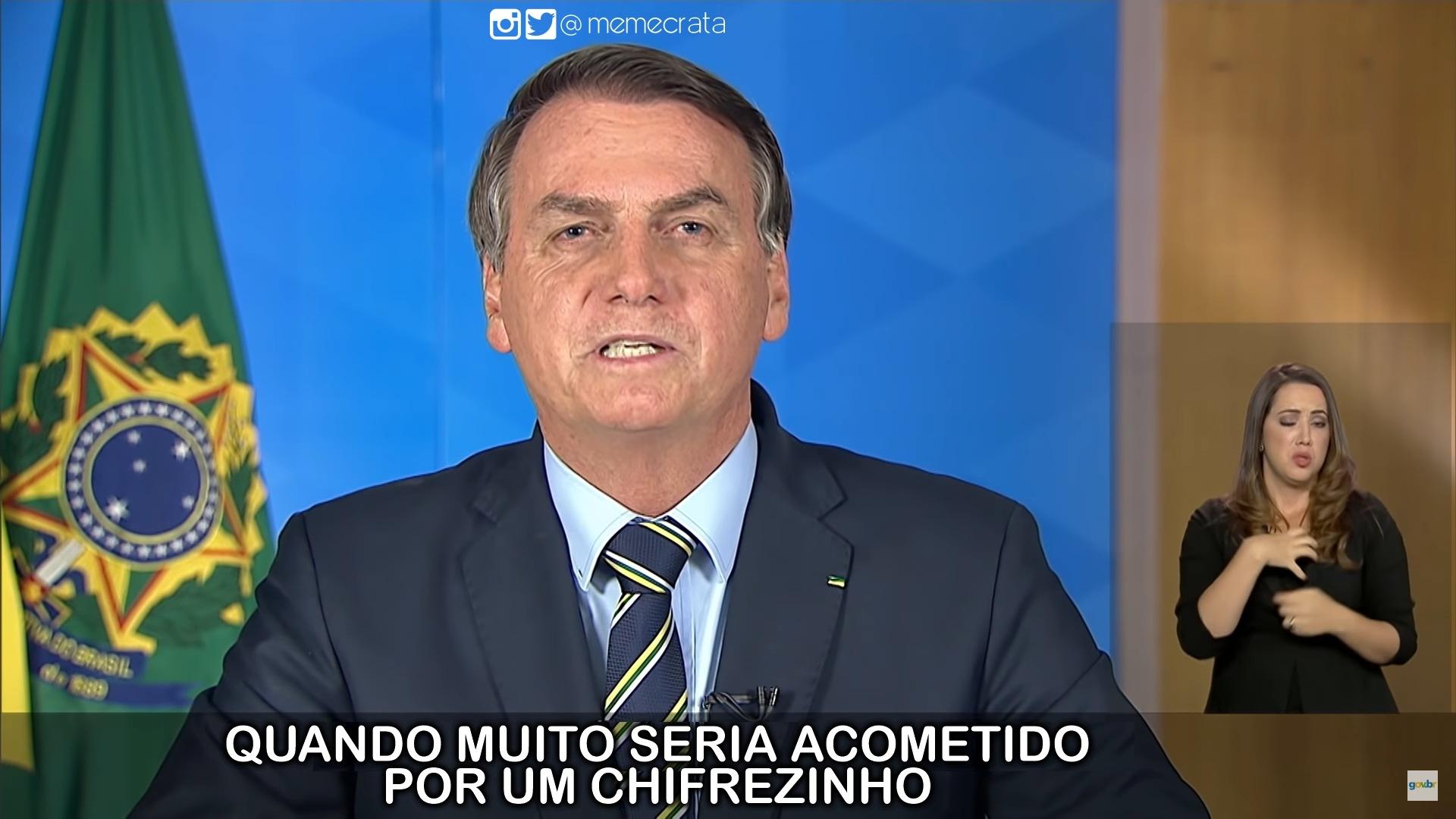 Só um cara com dor de corno pra desgraçar o país desse jeito. Agora tudo se explica! #BolsonaroCorno