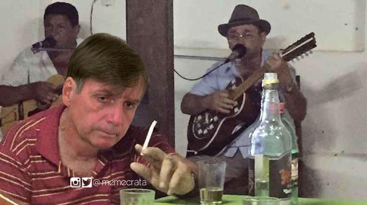 Sextou já pro #BolsonaroCorno