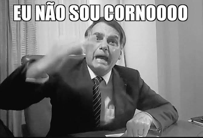 #BolsonaroCorno Pode ser, só deixa de ser presidente por favor Mãos dadas