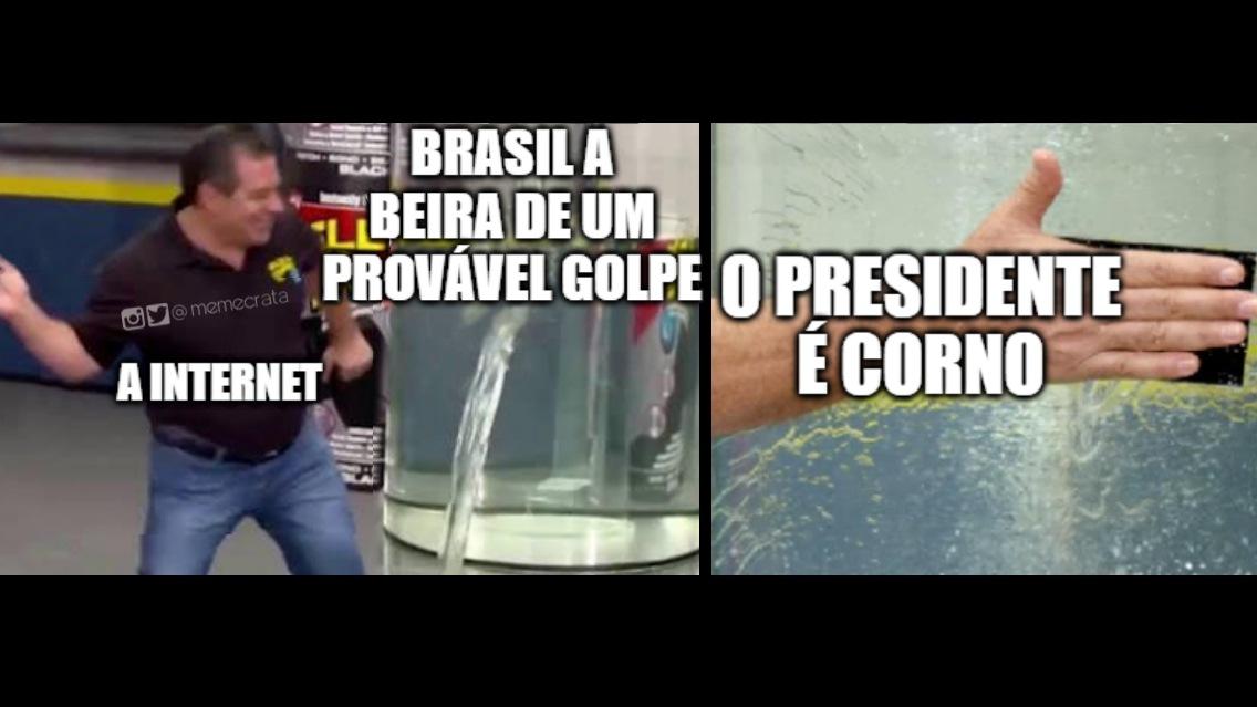 Brasil melhor país... - Jair Boisonaro #BolsonaroCorno