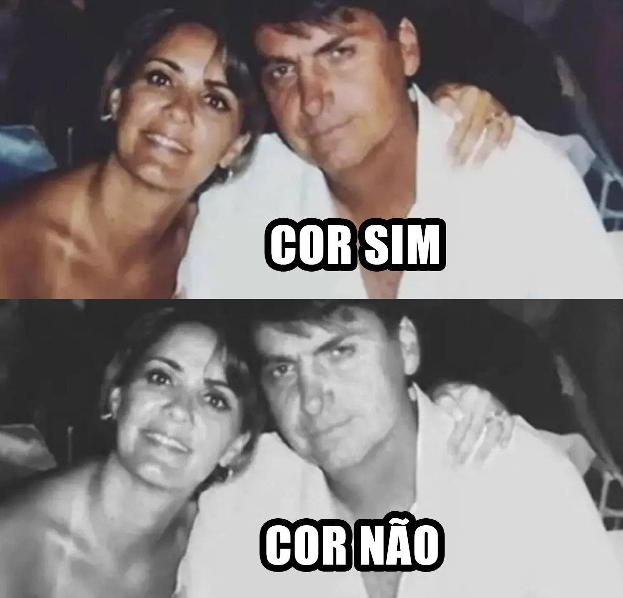 """""""PELO MEU HISTÓRICO DE CORNO"""" #BolsonaroCorno"""