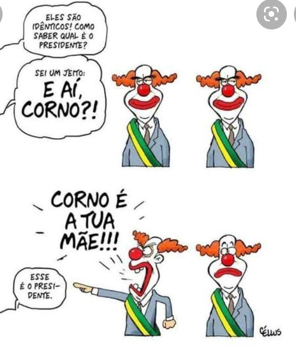 Corno e ladrão! #BolsonaroCorno #Boisonaro