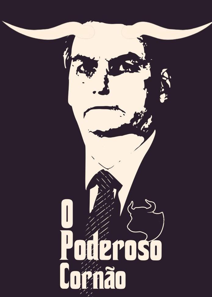 Gente, é serio! Parem com esse negócio de #BolsonaroCorno Vamos assistir um filme?